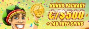 Bobcasino bonus code