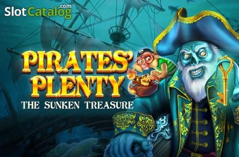 Spiele Pirates Plenty The Sunken Treasure - Video Slots Online